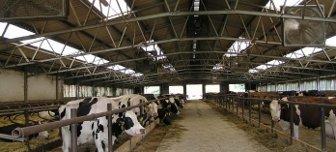 LLENTAB mezőgazdasági csarnokok és épületek vonatkozásai