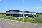 Výrobní hala Nitra SL Tech